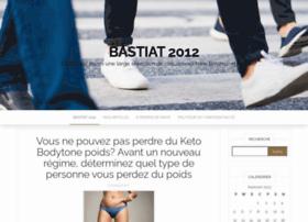 Bastiat2012.fr thumbnail