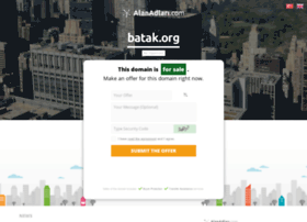 Batak.org thumbnail