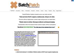 Batchpatch.com thumbnail