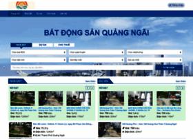 Batdongsanquangngai.vn thumbnail