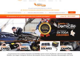 Bateriasadomicilio.com.co thumbnail