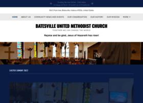 Batesvilleumc.org thumbnail