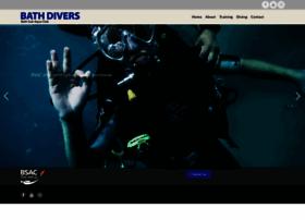 Bath-divers.co.uk thumbnail