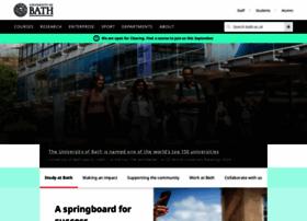 Bath.ac.uk thumbnail