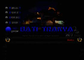 Bati-trakya.fm.tc thumbnail