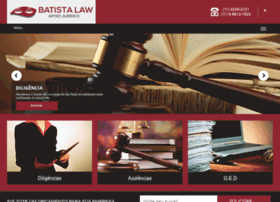 Batistalaw.com.br thumbnail