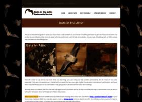 Batsintheattic.org thumbnail