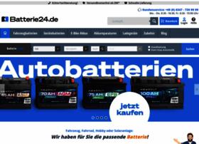 Batterie24.de thumbnail