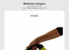 Batteries-chargeur.fr thumbnail