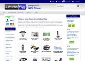 Batteriesplus.co.uk thumbnail