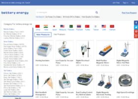 Battery-energy.net thumbnail