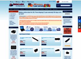 Battery-plus.co.uk thumbnail