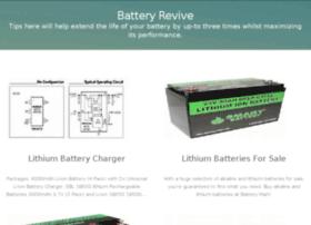 Batteryrevive.net thumbnail