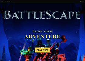 Battle-scape.com thumbnail