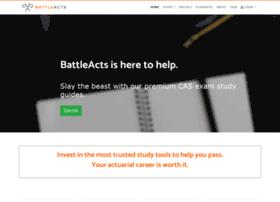 Battleacts.ca thumbnail