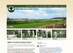 Battlefieldstrust.com thumbnail