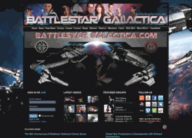 Battlestargalactica.com thumbnail