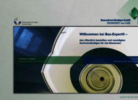 Bau-expert.de thumbnail