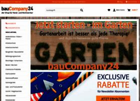 Baucompany24.de thumbnail