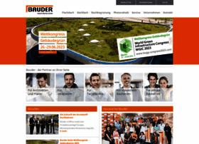 Bauder.de thumbnail