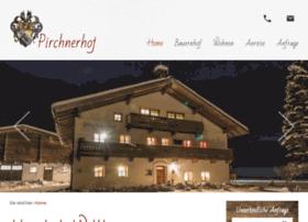 Bauernhof-pirchnerhof.at thumbnail