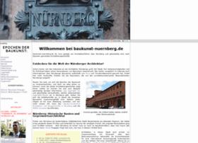 Baukunst-nuernberg.de thumbnail