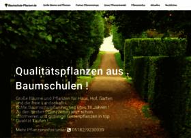 Baumschule-pflanzen.de thumbnail