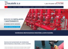 Baustelle-sa.com thumbnail