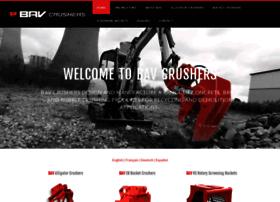 Bavcrushers.co.uk thumbnail
