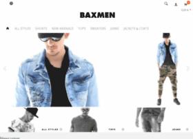 Baxmen-webshop.de thumbnail