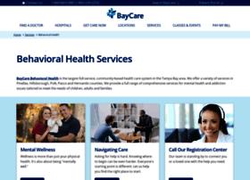 Baycarelifeline.org thumbnail