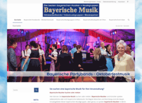 Bayerische-musik.de thumbnail