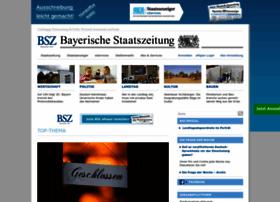 Bayerische-staatszeitung.de thumbnail