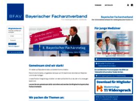 Bayerischerfacharztverband.de thumbnail