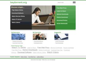 Baytorrent.org thumbnail
