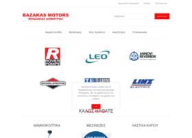 Bazakasmotors.gr thumbnail