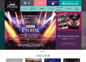 Bbcproms.jp thumbnail