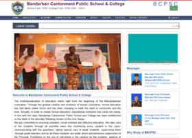 Bbcpsc.edu.bd thumbnail