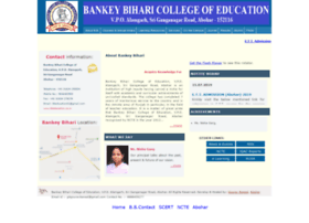 Bbeducation.co.in thumbnail
