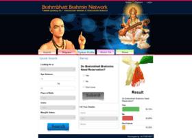Bbhattbrahmin.org thumbnail