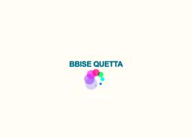 Bbiseqta.edu.pk thumbnail