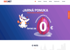 Bbxnet.sk thumbnail
