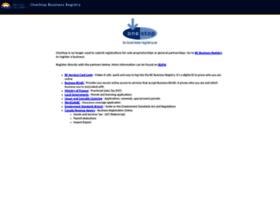 Bcbusinessregistry.ca thumbnail