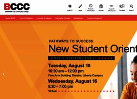 Bccc.edu thumbnail