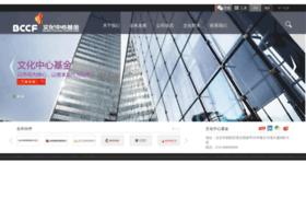 Bccf.com.cn thumbnail