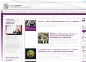 Bcra.com.ar thumbnail