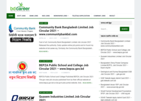 Bd-career.com thumbnail