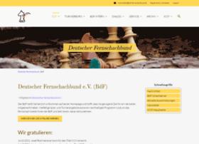 Bdf-fernschachbund.de thumbnail