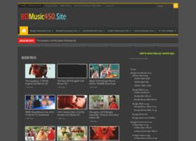 Bdmusic450.site thumbnail