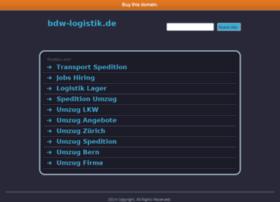 Bdw-logistik.de thumbnail